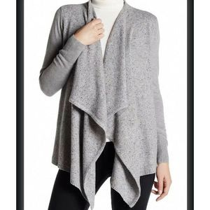 Joie Knit Open Front Cardigan Wool, Silk, Cashmere